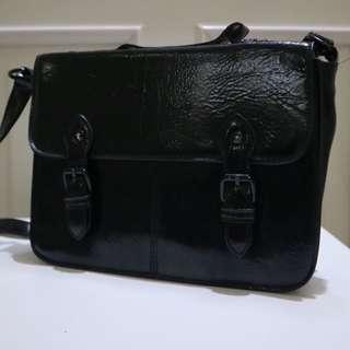 TOPSHOP BLACK BAG