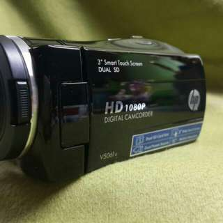 HP Camcorder, Video Recorder