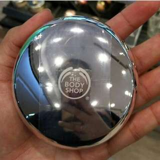 Sale The Body Shop All On One Face Base (Bedak Padat)