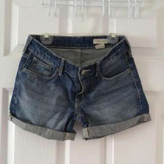 H&M Divided Jean Shorts