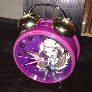 Bratz Alarm Clock.