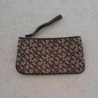 Tommy Hilfiger Monogram Clutch