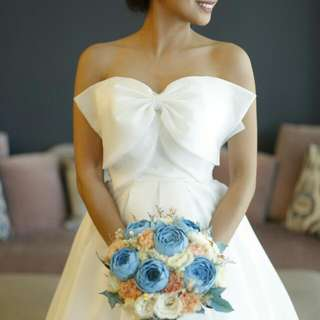 White Label Bridal Gown