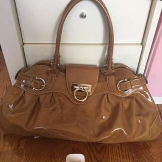 Salvatore Ferragamo Leather Bag