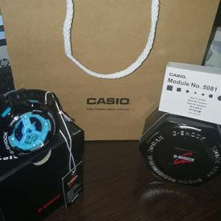 G-Shock GA110HC-1A (Hyper Series)