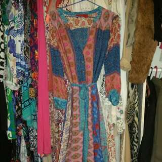 Tigerlily Ramo Dress Size 6 RRP $349