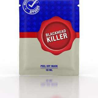 <READYSTOCK> <PROMOTION> BLACKHEAD KILLER MASK