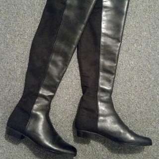 Vince Camuto Over The Knee Boot (Karita), Size 6