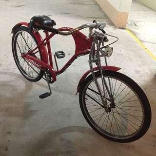 Vintage Cruiser Bicycle
