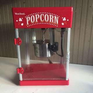 Mini Theatre-style Popcorn Machine!