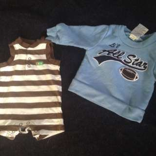 0-3mos Baby Clothes