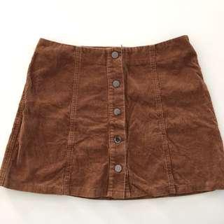 Dotti Cord Skirt