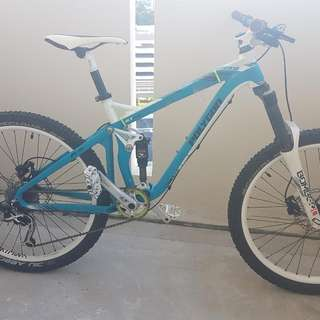 Pre Loved Polygon Bicycle