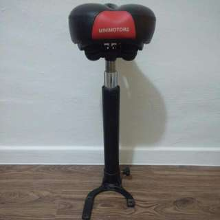 Hydraulic Seat For Speedway 3