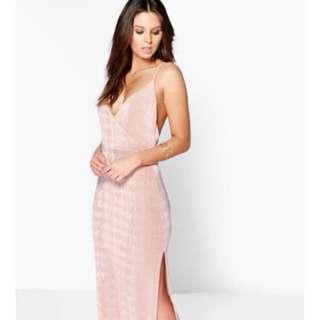 💕Strappy Maxi Dress