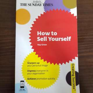 How To Sell Yourself By Roy Grose