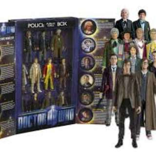 Doctor Who - The 11 Doctors Collectors Set