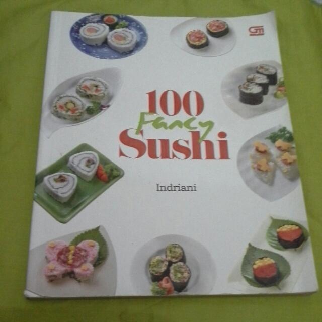 100 Fancy Sushi | Resep Masakan | Resep Aneka Sushi |