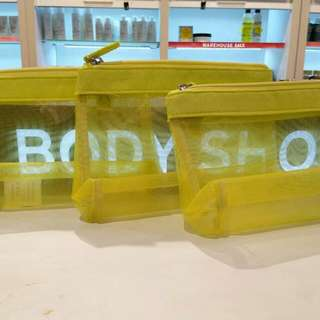 Sale Pouch The Body Shop NEW