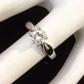 Diamond Solitaire Engagement Ring*Compare At. $3,500+