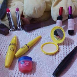 Maybelline Color Sensational Creamy Mattes Ravishing Rose And All Fired Up Lipstick Plus SG Authentic Only Tried Cosmetics