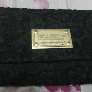 Posh brand wallet/purse/packable