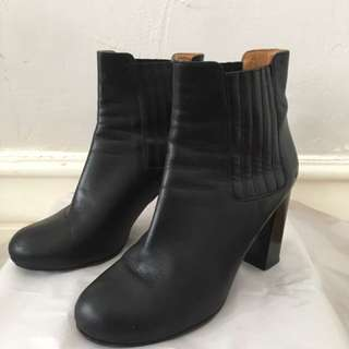 & Other Stories Heeled Boots
