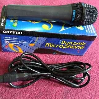 Crystal Dinamic Microphone