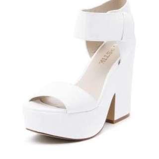Selling Both Pairs Of Heels