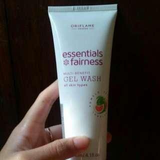 Essentials Gel Wash (Oriflame)