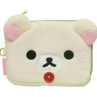 拉拉熊 懶懶熊 懶妹 悠遊卡套 零錢包