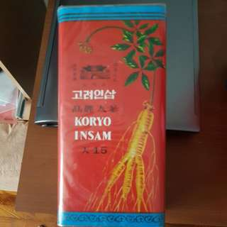 KOREAN GINSENG TIAN 600G