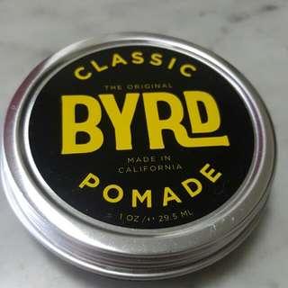 Byrd Classic Pomade 1oz.