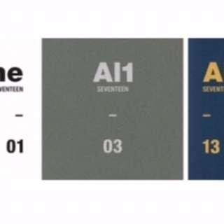 Seventeen New Album Preorder