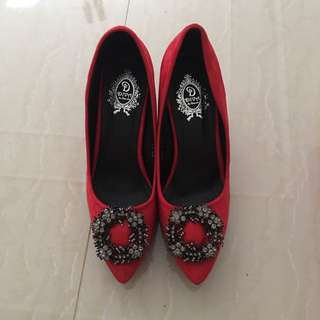 Manolo Bahenlink Red