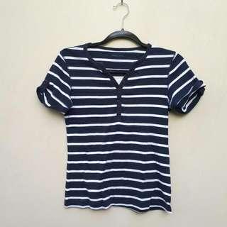 Van Heusen Striped Shirt