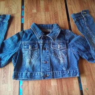 Wave List Brand Jacket And Free Way Mini- Skirt