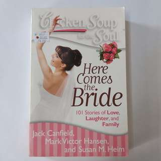 Buku Chicken Soup For The Soul - Her Comes The Bride