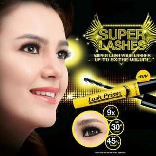 Mascara Silky girl Long Prism