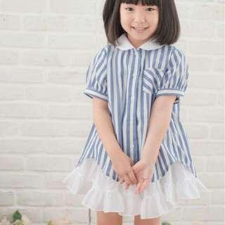 🚚 白色內襯純棉大蓬蓬裙