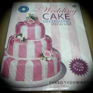 Wedding Cake   Cake Decorating   Step By Step   Fondant   Dekorasi Kue