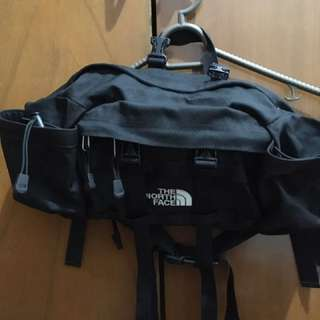 Authentic North Face Mountain biker Lumbar Pak