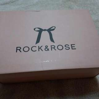 Rock&Rose White Shoes Size 35