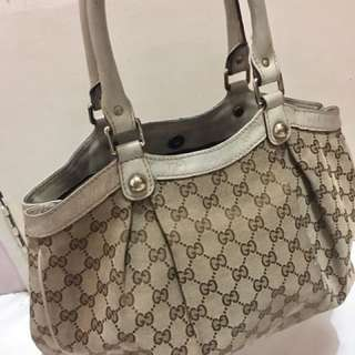 Gucci Sukey (bag only)