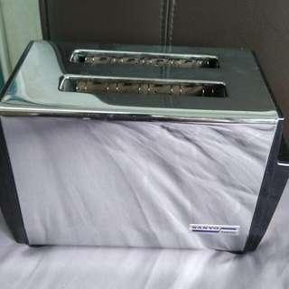 sanyo bread toaster