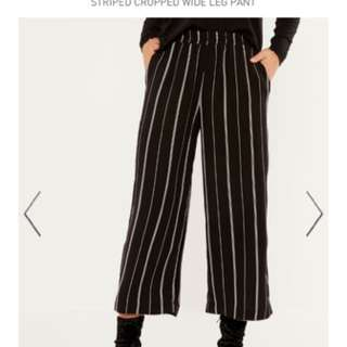 GLASSONS FLARED DRESS PANTS