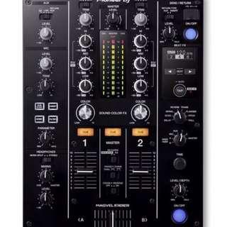 台灣公司貨Pioneer DJM-450 專業DJ數位混音器(附贈rekordbox dj金鑰)