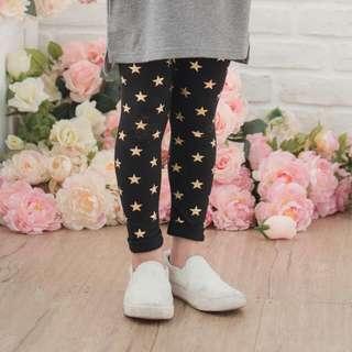 🚚 金色星星柔軟內搭,剩2件#兩百元短褲