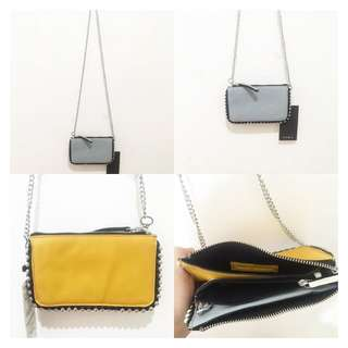ZARA Two Sides Bag