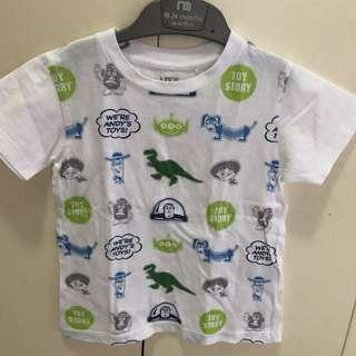 Uniqlo Toy Story Shirt